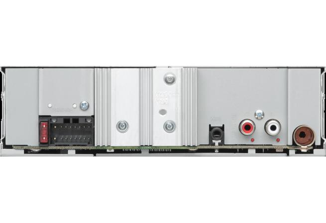 Kenwood KMM-BT206 BT USB Soitin-23654
