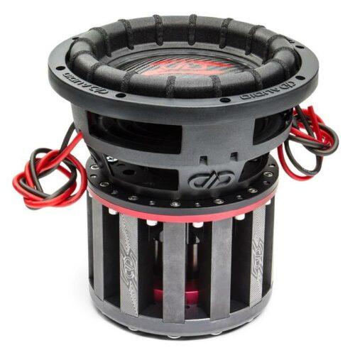 """DD Audio mini Z D2 8"""" 800-2500W-0"""