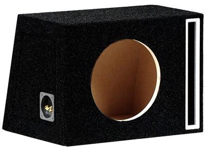 "R-Audio 10"" RA-250MM/RF Refleksitunnelikotelo MDF Musta-0"