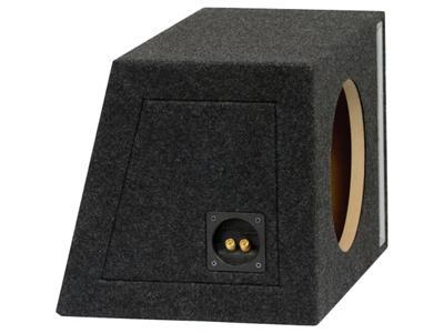 "R-Audio 10"" RA-250MM/RF Refleksitunnelikotelo MDF Musta-19343"