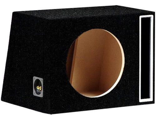 "R-Audio 12"" RA-300MM/RF Refleksitunnelikotelo MDF Musta-0"