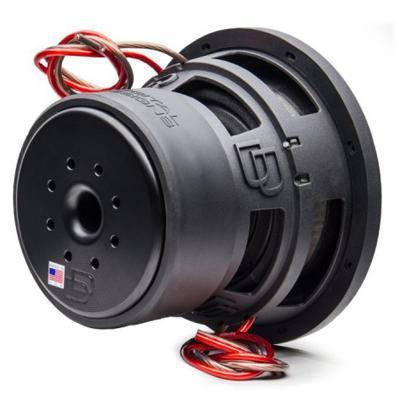 """DD Audio SW2508 ESP D2 8"""" Subwoofer 2 x 2 ohm-19285"""