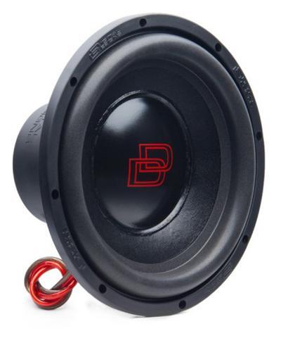 "DD Audio Redline 508C D4 8"" Subwoofer 2 x 4 ohm-19204"