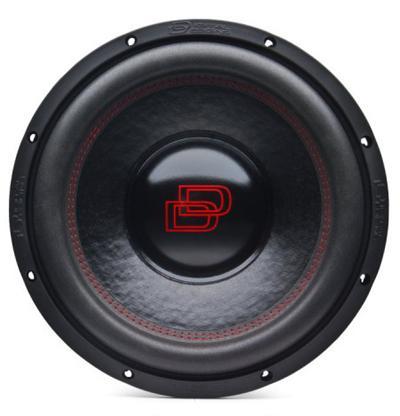 "DD Audio Redline 512C D2 12"" Subwoofer 2 x 2 ohm-19189"