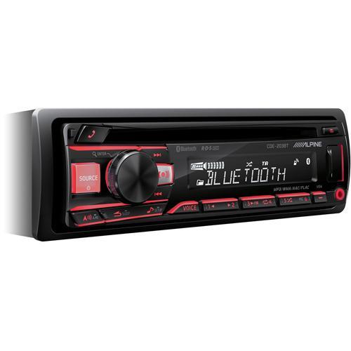 Alpine CDE-203BT CD/Bluetooth Autoradio-19585