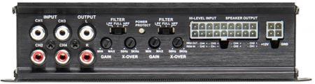 DD Audio D4.60 4-Kanavainen D-Luokka-19454