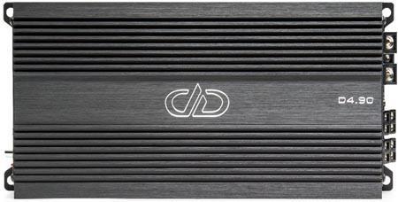 DD Audio D4.90 4-Kanavainen D-Luokka-0