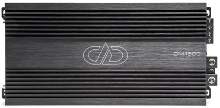 DD Audio DM1500 1.5kW D Monoblokki-19489