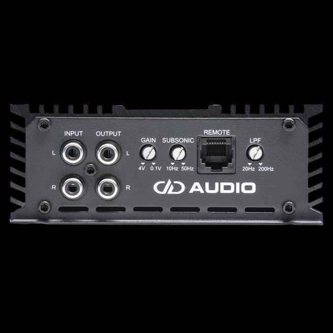 DD Audio DM1000a 1kW D Monoblokki-19465