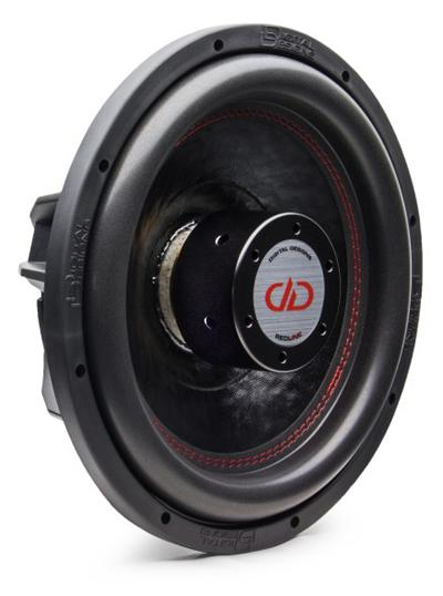 "DD Audio Redline SL710 D4 10"" Slim 2 x 4 ohm-0"