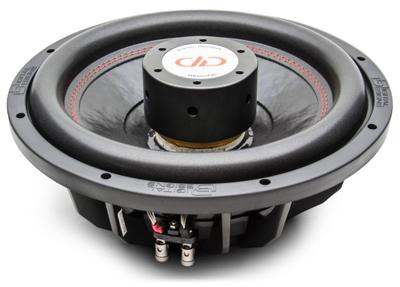 "DD Audio Redline SL710 D4 10"" Slim 2 x 4 ohm-19222"
