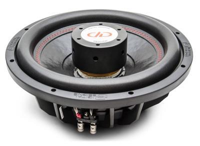 "DD Audio Redline SL712 D4 12"" Slim 2 x 4 ohm-19228"