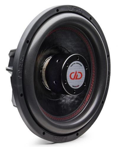 "DD Audio Redline SL712 D2 12"" Slim 2 x 2 ohm-0"