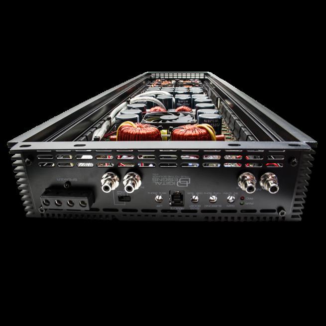 DD Audio Z2C D-Luokan Monoblokki 11.5kW/14.3kW-19552