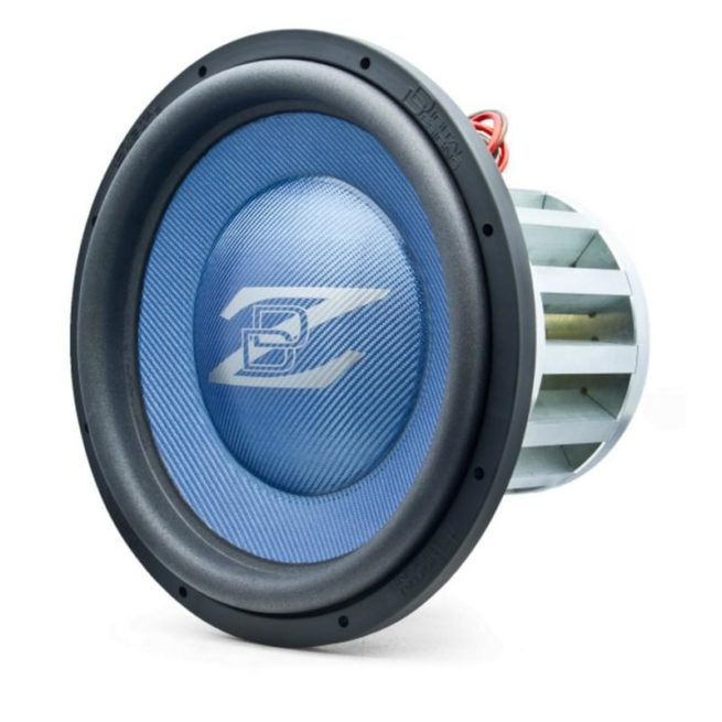 "DD Audio Z 315 D1 15"" 2 x 1 ohm-0"
