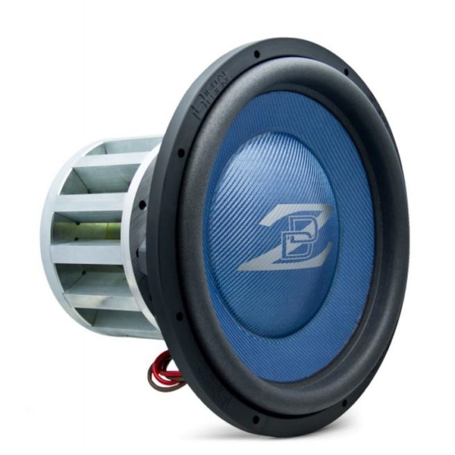 "DD Audio Z 315 D1 15"" 2 x 1 ohm-19278"
