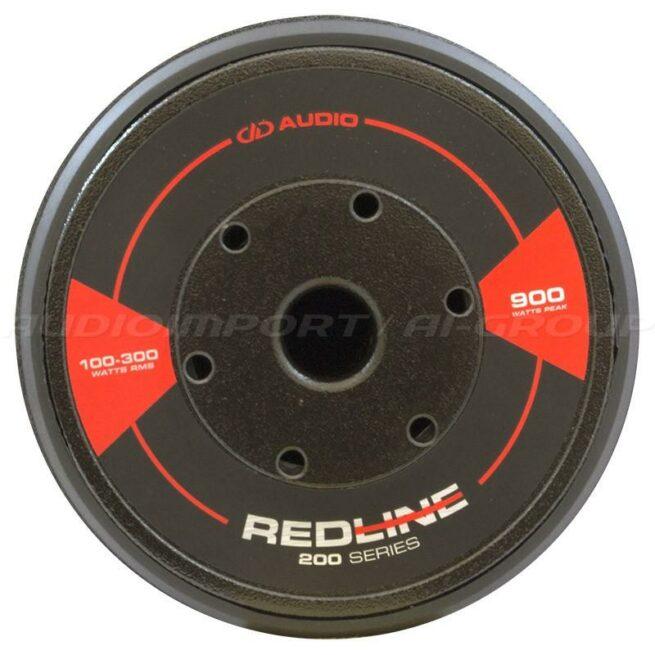 """DD Audio Redline 212d D4 10"""" 2 x 4 ohm, 300Wrms-19897"""