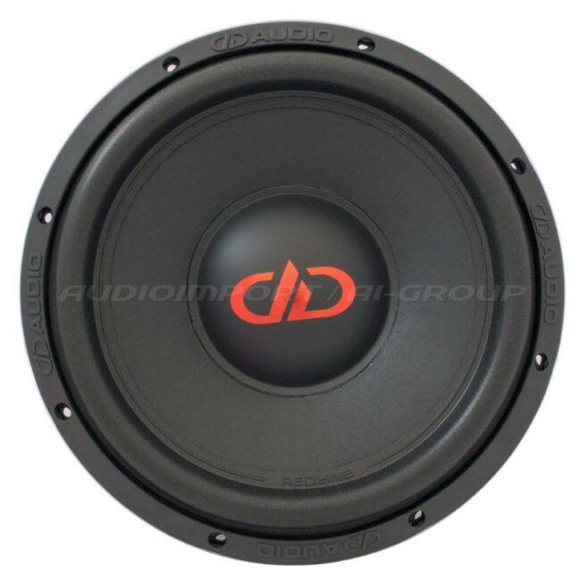 """DD Audio Redline 212d D4 10"""" 2 x 4 ohm, 300Wrms-19896"""
