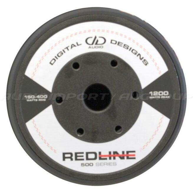"""DD Audio Redline 506d D4 6.5"""" 2 x 4 ohm, 150-400Wrms-19852"""