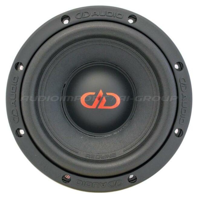 """DD Audio Redline 506d D4 6.5"""" 2 x 4 ohm, 150-400Wrms-19854"""