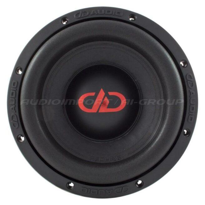 """DD Audio Redline 508d D4 8"""" 2 x 4 ohm, 150-400Wrms-19834"""