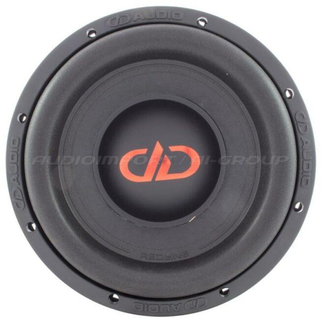"""DD Audio Redline 510d D2 10"""" 2 x 2 ohm, 400Wrms-0"""