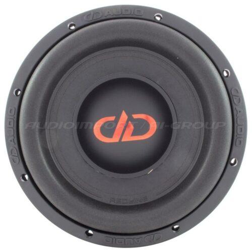 """DD Audio Redline 510d D4 10"""" 2 x 4 ohm, 400Wrms-0"""