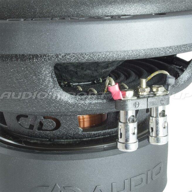 """DD Audio Redline 510d D4 10"""" 2 x 4 ohm, 400Wrms-19820"""
