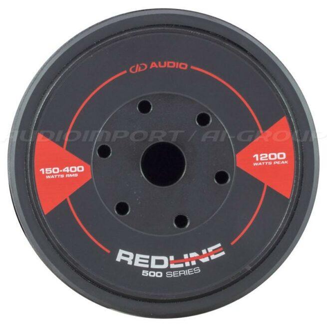 """DD Audio Redline 510d D4 10"""" 2 x 4 ohm, 400Wrms-19818"""