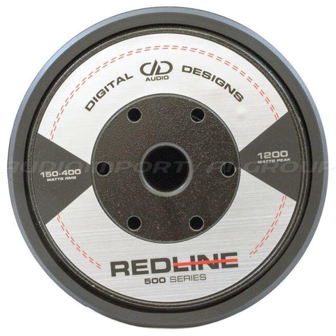 """DD Audio Redline 512d D2 10"""" 2 x 2 ohm, 400Wrms-19864"""