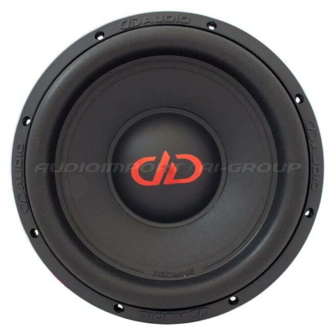 """DD Audio Redline 512d D2 10"""" 2 x 2 ohm, 400Wrms-19865"""