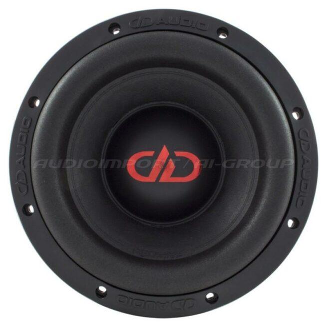 """DD Audio Redline 608d D4 8"""" 2 x 4 ohm-19724"""