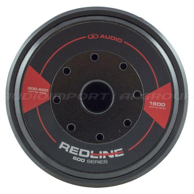 """DD Audio Redline 608d D2 8"""" 2 x 2 ohm-19730"""