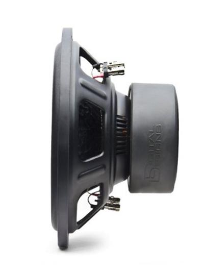 """DD Audio Redline 610d D4 10"""" 2 x 4 ohm, 300-600Wrms-19802"""