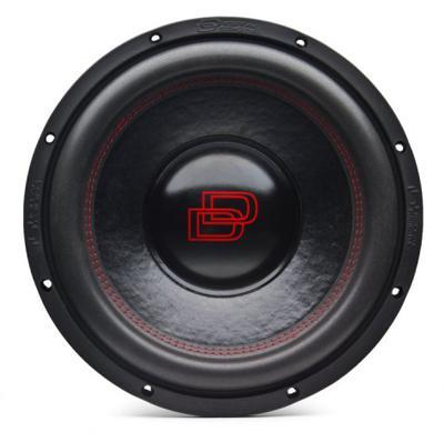 """DD Audio Redline 610d D2 10"""" 2 x 2 ohm, 300-600Wrms-19786"""
