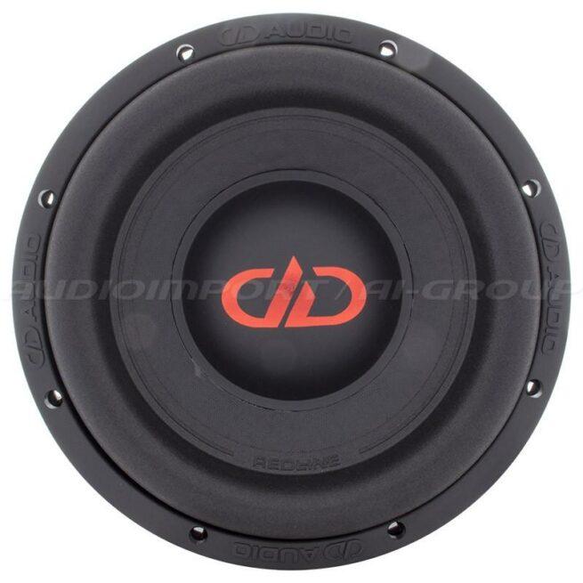 """DD Audio Redline 610d D4 10"""" 2 x 4 ohm, 300-600Wrms-19797"""