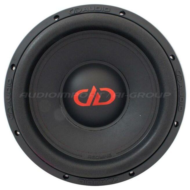 """DD Audio Redline 612d D4 12"""" 2 x 4 ohm, 300-600Wrms-19769"""