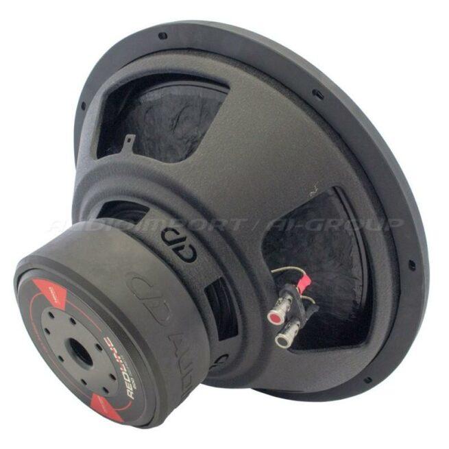 """DD Audio Redline 615d D4 15"""" 2 x 4 ohm, 300-600Wrms-0"""