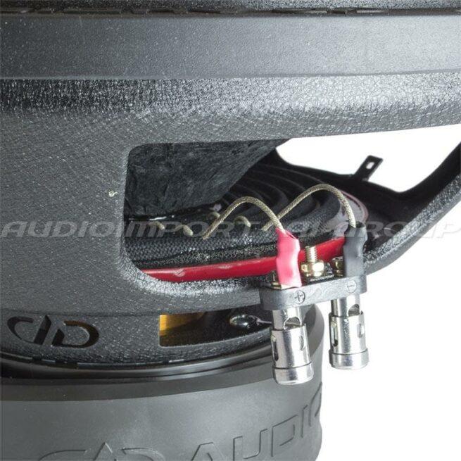 """DD Audio Redline 615d D2 15"""" 2 x 2 ohm, 300-600Wrms-19737"""