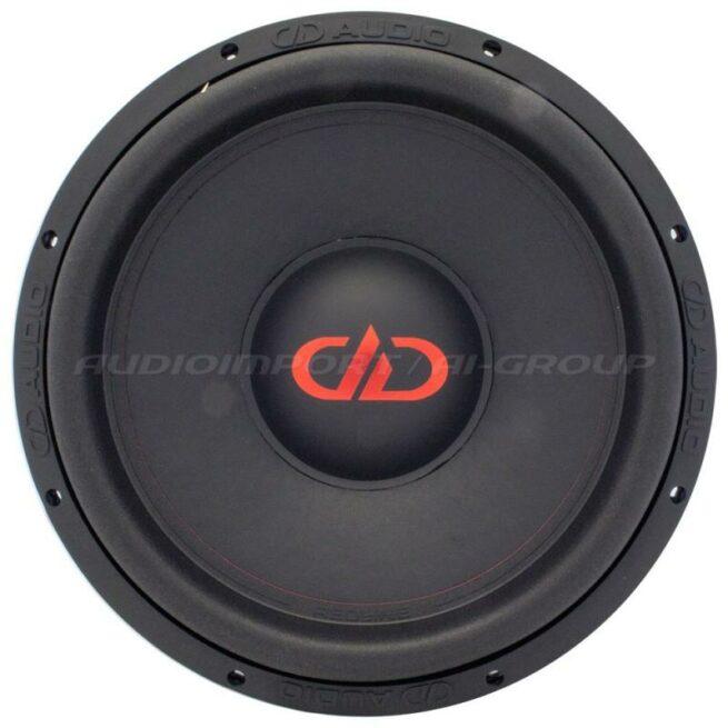 """DD Audio Redline 615d D4 15"""" 2 x 4 ohm, 300-600Wrms-19747"""