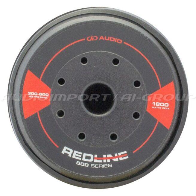 """DD Audio Redline 615d D4 15"""" 2 x 4 ohm, 300-600Wrms-19746"""