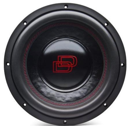 """DD Audio Redline 715d D4 15"""" 2 x 4 ohm-0"""