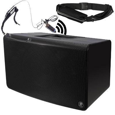 Aerobic Langaton Äänentoistojärjestelmä-0