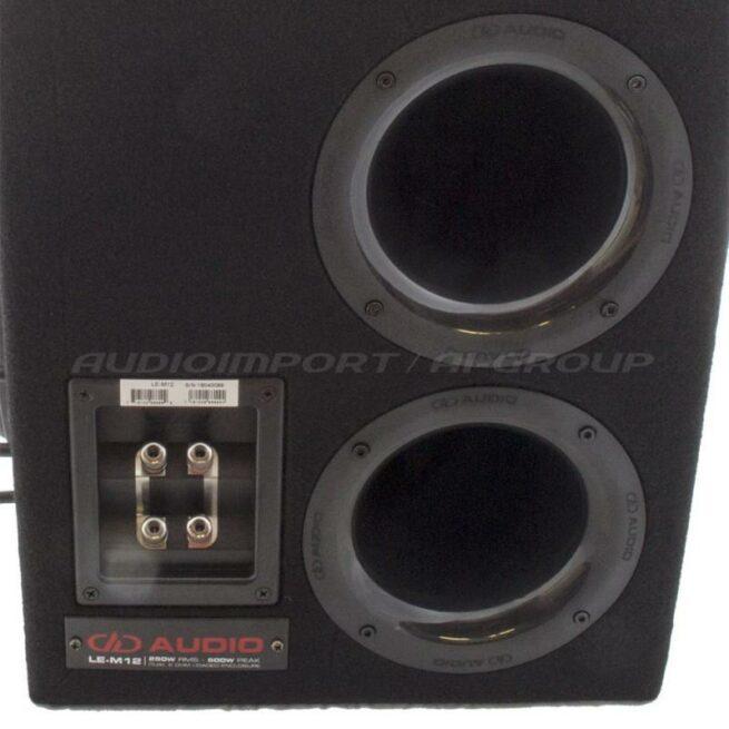 "DD Audio LE-M12d 12"" Valmiskotelo, 250-500W-19910"