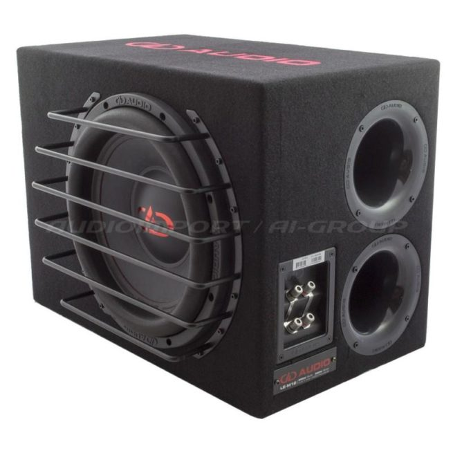 "DD Audio LE-M12d 12"" Valmiskotelo, 250-500W-0"