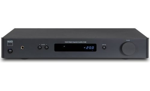 NAD C328 Hybrid Digital DAC vahvistin-0
