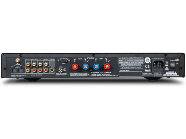 NAD C328 Hybrid Digital DAC vahvistin-20036