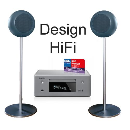 Radiokulma Design HiFi Äänentoistopaketti-20213