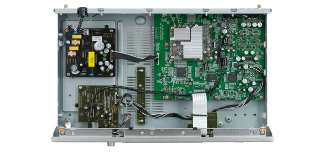 Denon DNP-800NE HEOS Verkkosoitin, WiFi/Bluetooth/Airplay2-20218
