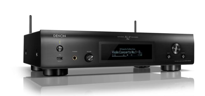 Denon DNP-800NE HEOS Verkkosoitin, WiFi/Bluetooth/Airplay2-20221